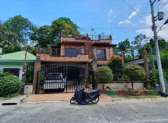3 storey House for Sale with Rooftop Garden in Matina Davao City MDR3512
