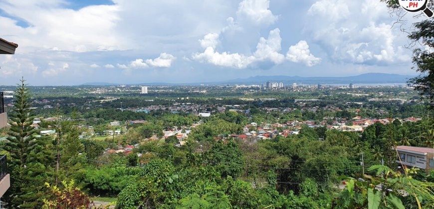 Best View Lot for Sale at Las Terrazas Maa Davao City Prop no. 3756